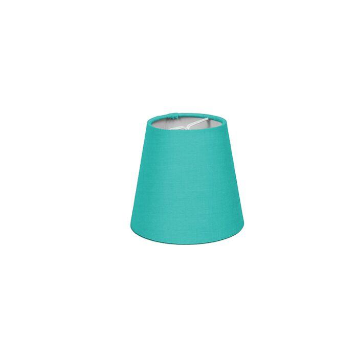 Clamp-Shade-Round-SC-12cm-Turquoise