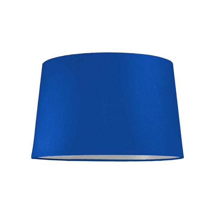 Shade-Round-40cm-SU-E27-Blue