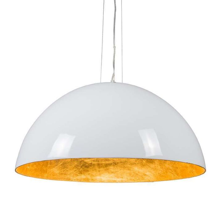 Pendant-Lamp-Magna-Glossy-70cm-White-and-gold