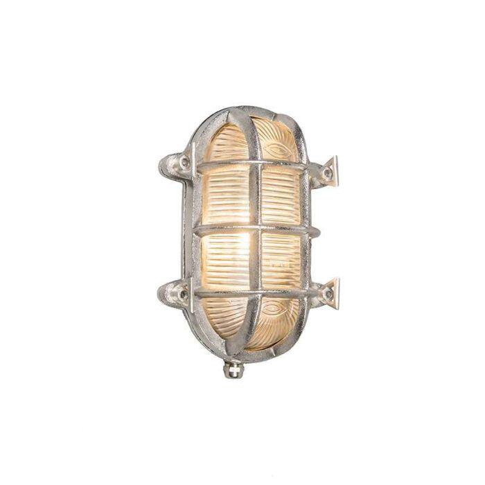 Wall/-ceiling-lamp-Nautica-Oval-nickel