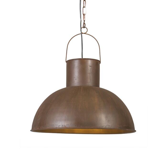 Rust-XL-pendant-light