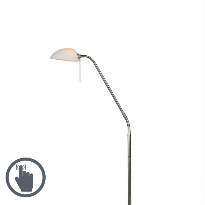 Vince-Steel-Floor-Lamp-Glass-matte