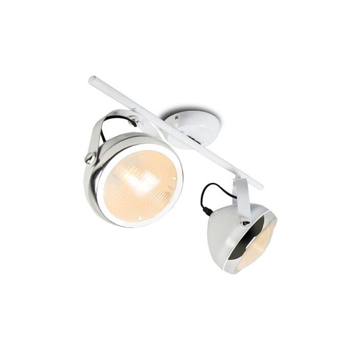 Ceiling-Lamp-Biker-2-White