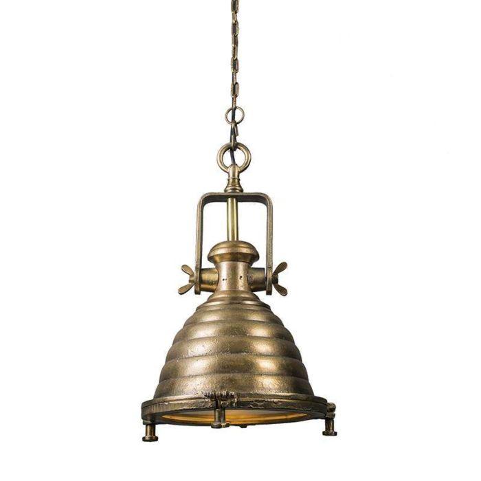Pendant-Lamp-Fort-Raw-M-Bronze-Antique