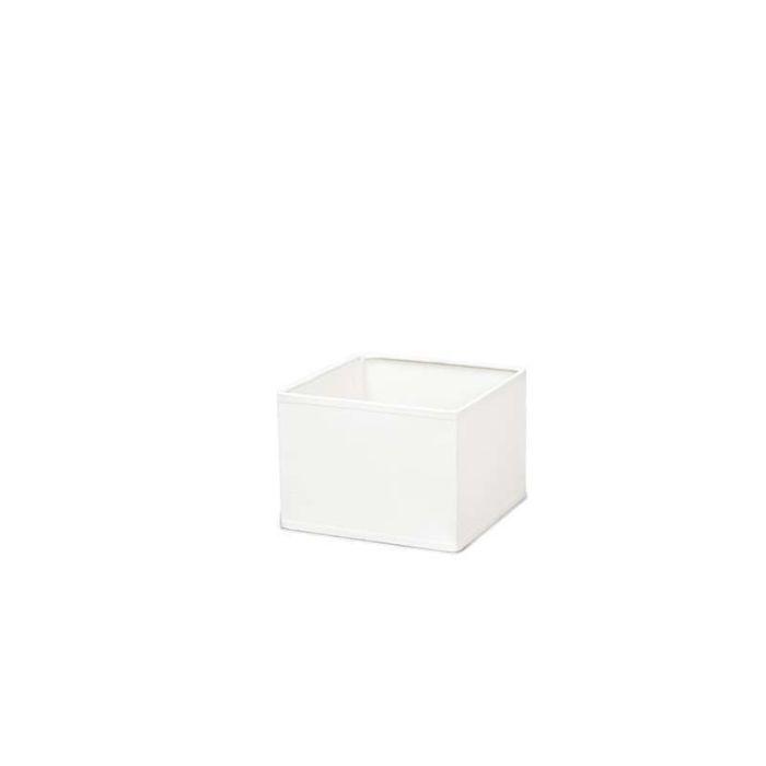 Shade-Square-17/17/12-Cream-White