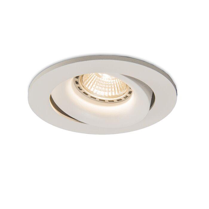 Recessed-Torno-adjustable-White