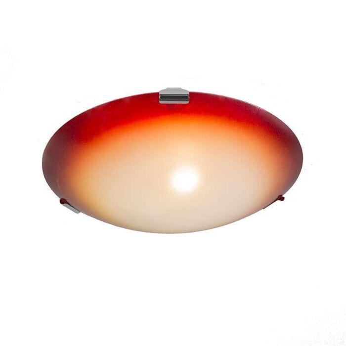 Ceiling-Lamp-Philipp-30-yellow-with-orange