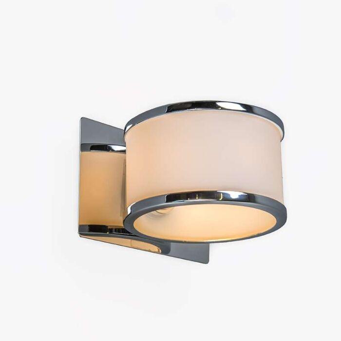 Wall-Lamp-Havana-1-Chrome-Bathroom