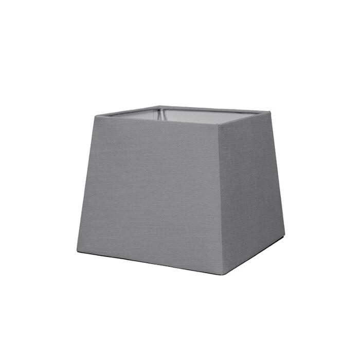 Shade-Square-18cm-SD-E27-Grey