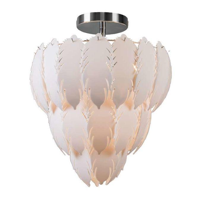 Ceiling-Feather-chrome