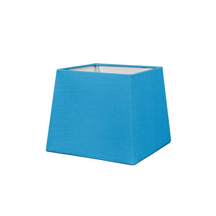 Shade-Square-18cm-SD-E27-Light-Blue