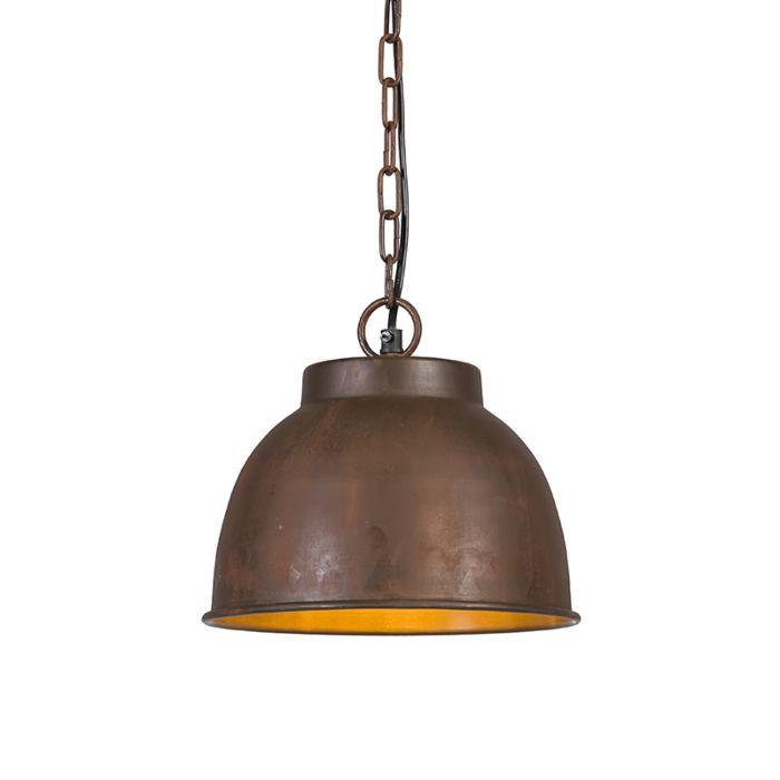 Pendant-Lamp-Vintage-S-Rust