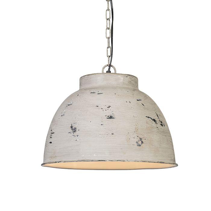 Pendant-Lamp-Vintage-L-Weathered-Grey