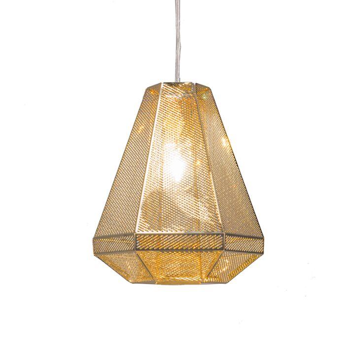 Pendant-Lamp-Vince-Gold