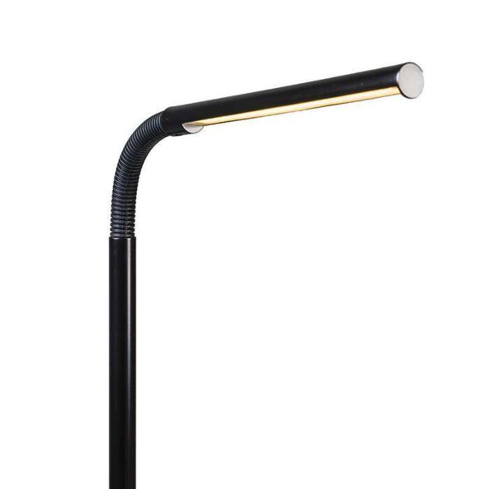 Floor-Lamp-LED-Black-Flute