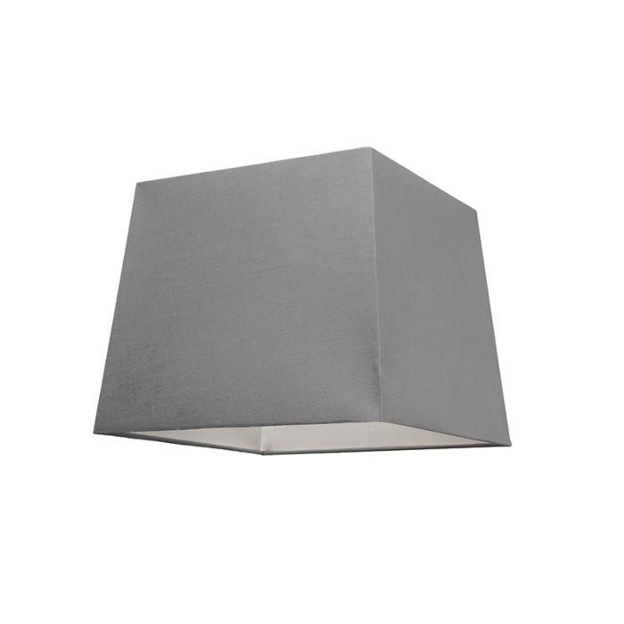 Shade-Square-30cm-SU-E27-Grey
