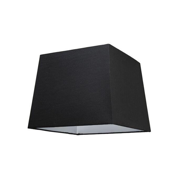 Shade-Square-30cm-SU-E27-Black