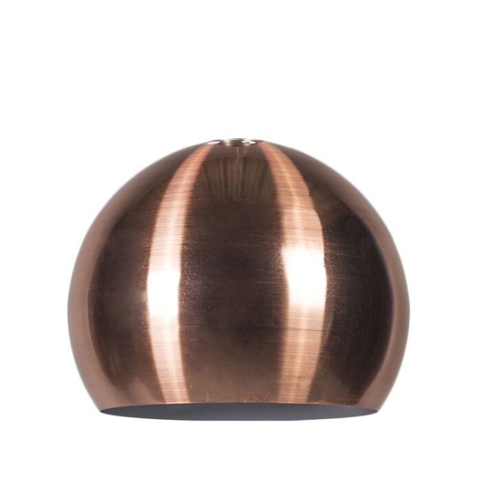 Shade-Globe-28cm-Matte-Copper