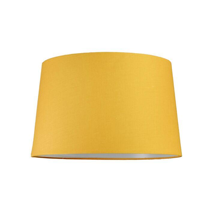 Shade-Round-40cm-SU-E27-Yellow