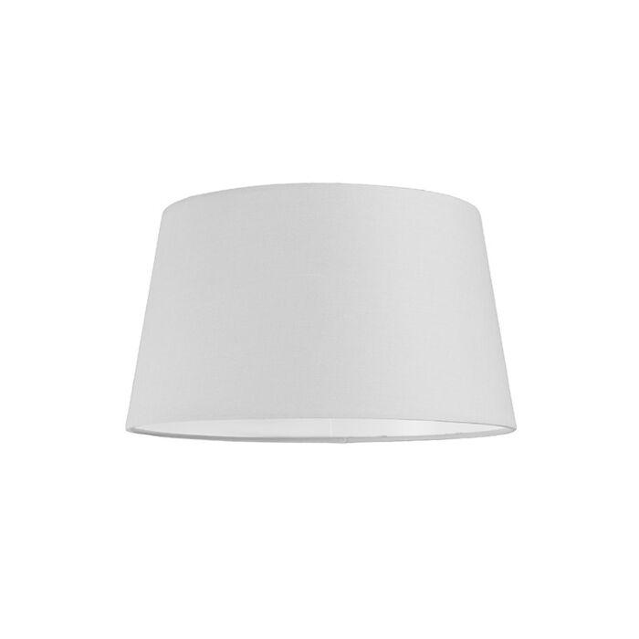 Shade-Round-30cm-SU-E27-White