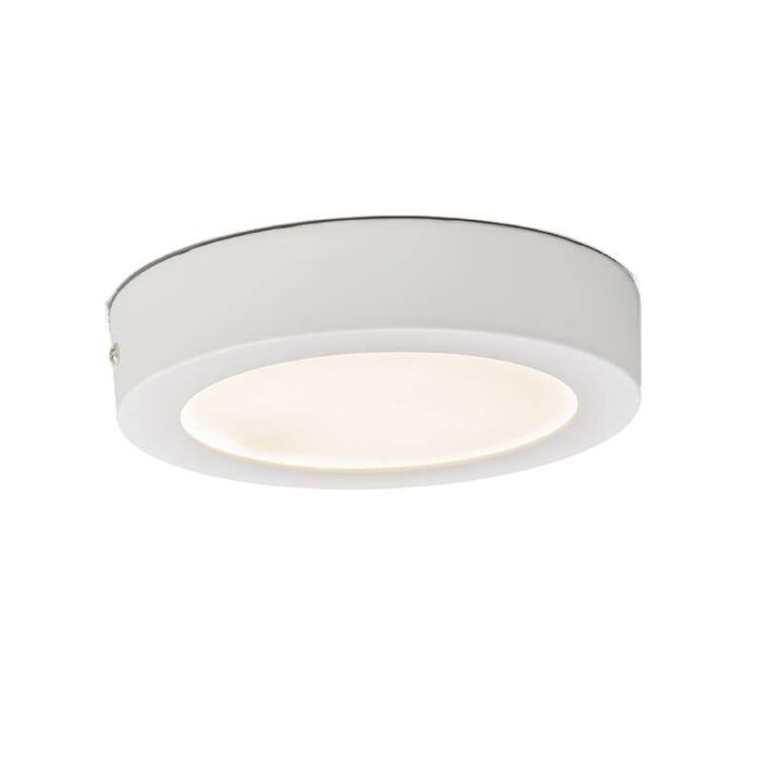 Ceiling-Plate-12W-LED-Round-White