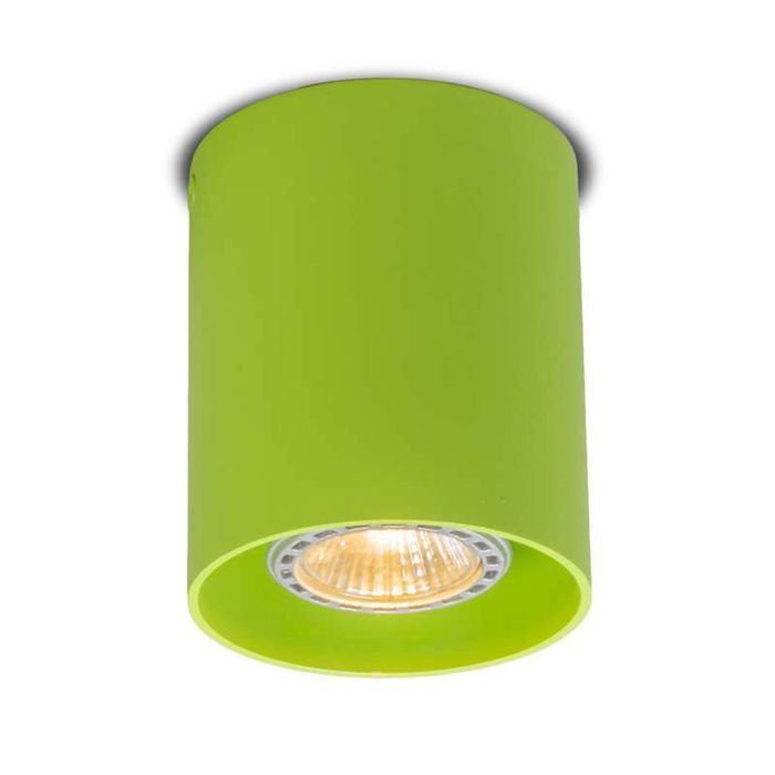 Spotlight-Tubo-1-Green