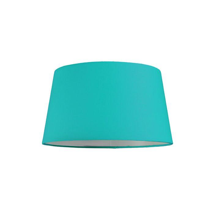 Shade-Round-30cm-SU-E27-Turquoise