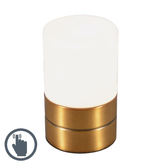 Table-Lamp-Touch-Me-Round-Bronze