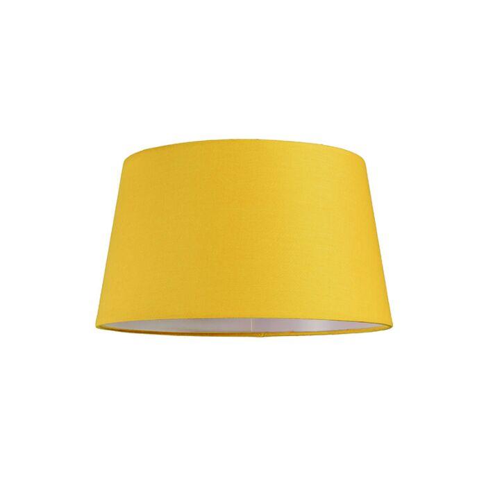 Shade-Round-30cm-SU-E27-Yellow