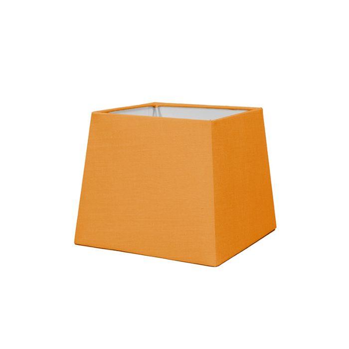 Shade-Square-18cm-SD-E27-Orange