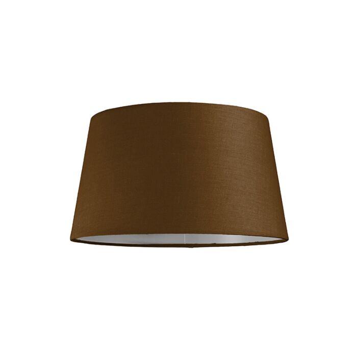 Shade-Round-30cm-SU-E27-Brown