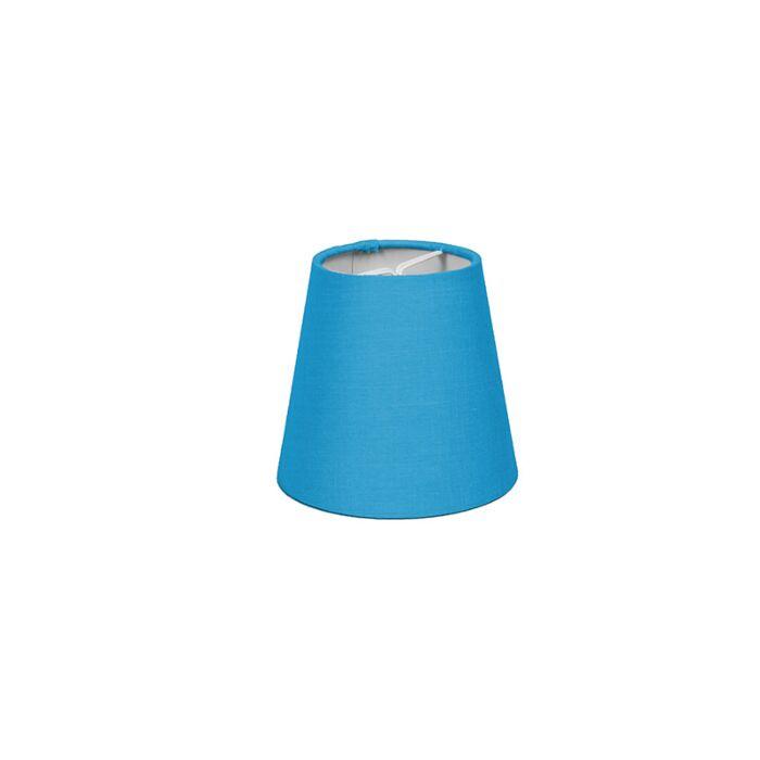 Clamp-Shade-Round-SC-12cm-Light-Blue