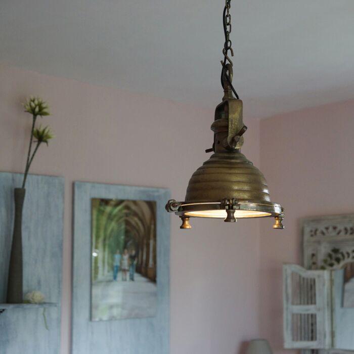 Pendant-Lamp-Fort-Raw-S-Bronze-Antique