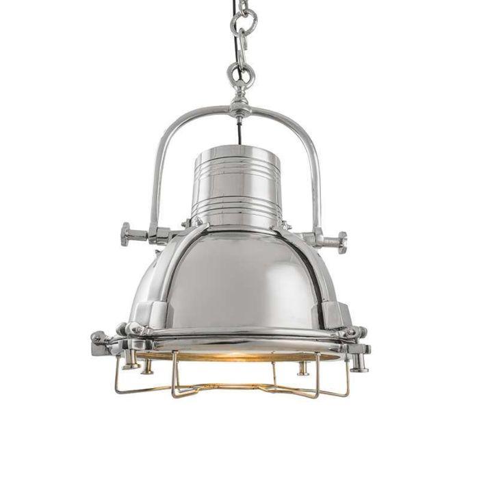Pendant-Lamp-Raw-III-Chrome