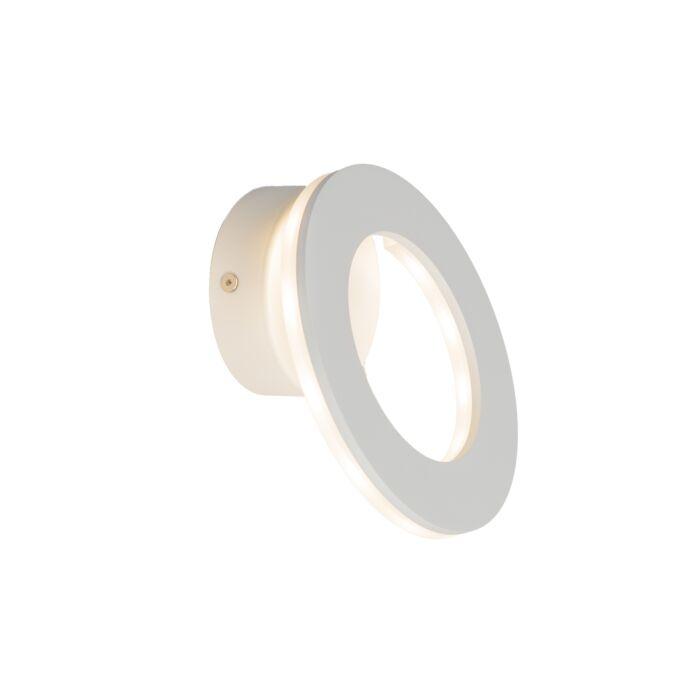 Wall-Lamp-Halo-LED-White