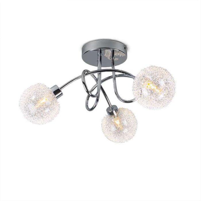 Sfera-Wire-3-Ceiling-Lamp-Chrome