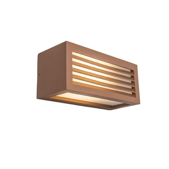 Wall-Lamp-Angle-3-Rust-Brown