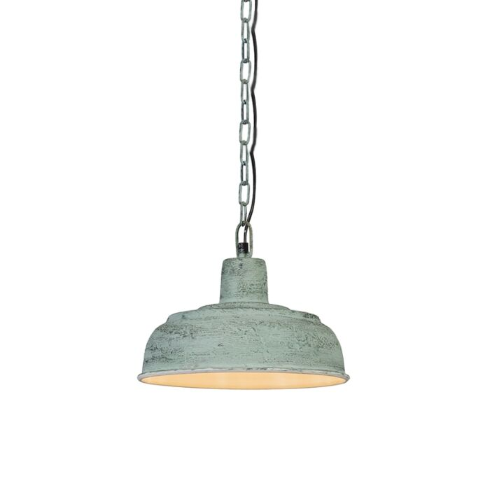 Pendant-Lamp-Barun-26-Antique-Green