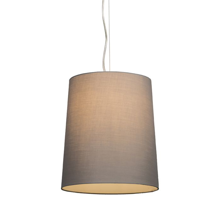 Pendant-lamp-Cappo-1-with-Grey-Shade