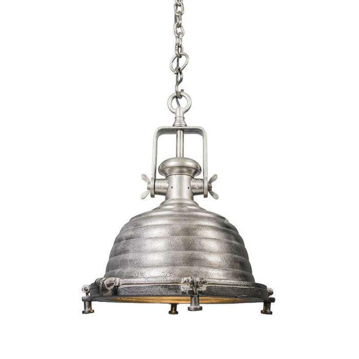 Pendant-Lamp-Fort-Raw-L-Nickel