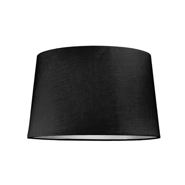 Shade-Round-40cm-SU-E27-Black