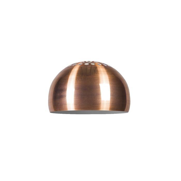 Shade-Globe-33cm-Matte-Copper