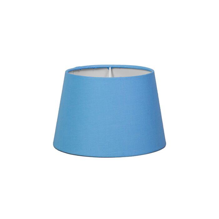 Shade-Round-18cm-SD-E27-Light-Blue