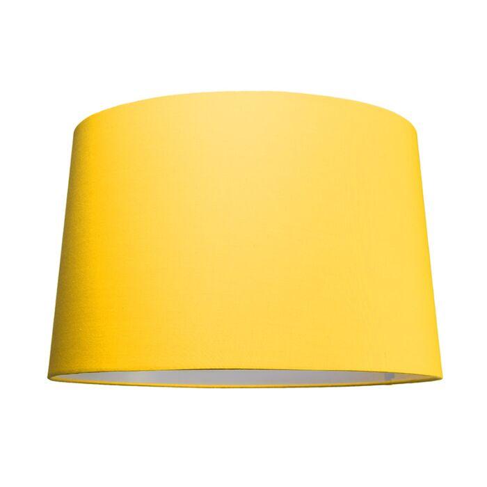 Shade-Round-50cm-SU-E27-Yellow