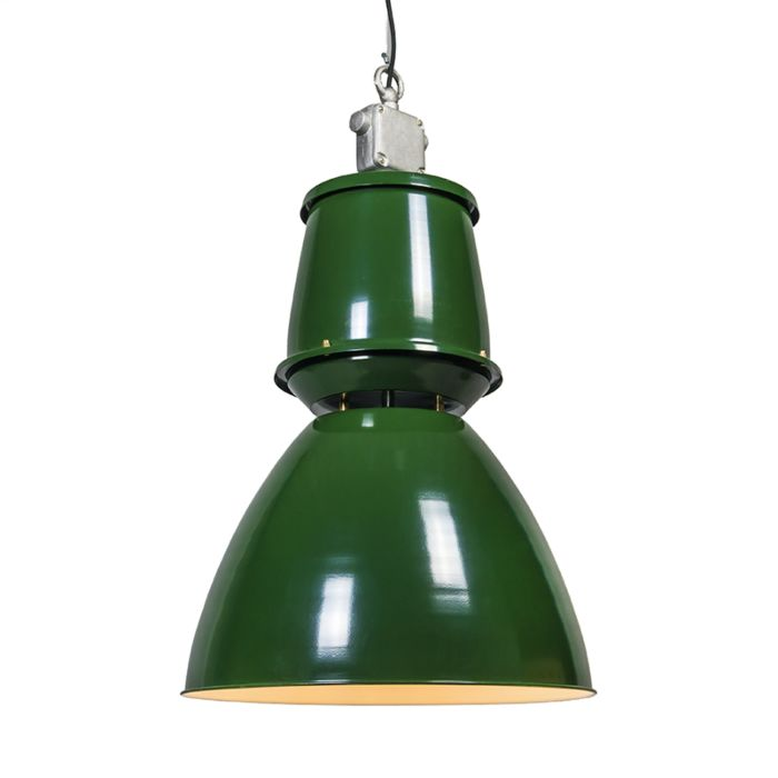 Pendant-Lamp-Fabryka-II-Green