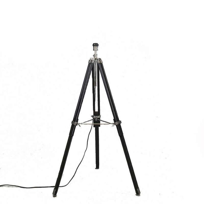 Floor-Lamp-Tripod-Black-without-Shade