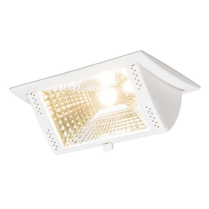 Recessed-Ruler-II-White-Rectangle