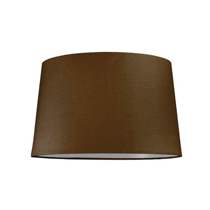 Shade-Round-40cm-SU-E27-Brown