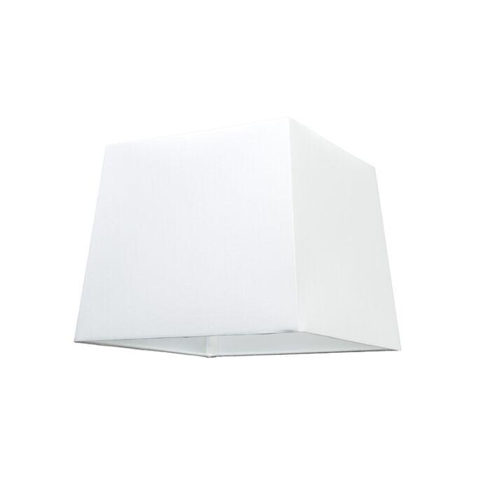 Shade-Square-30cm-SU-E27-White