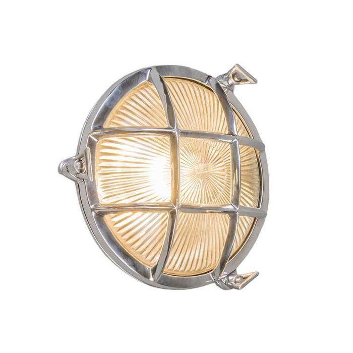 Wall-/-ceiling-lamp-Nautica-round-chrome